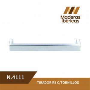 TIRADOR R8 C/TORNILLOS